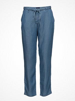Gant byxor O2. Chambray Pant