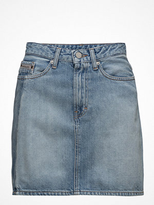 Calvin Klein Jeans Mini Skirt-Light Ver