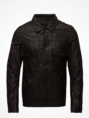 Skinnjackor - Junk De Luxe Type 2 Leather Jacket