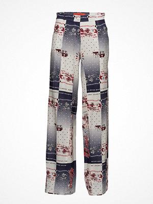 Hilfiger Collection mönstrade byxor Bandana Pyjama Pant