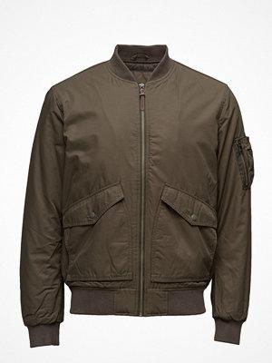 Bomberjackor - Lee Jeans Bomber Military Green