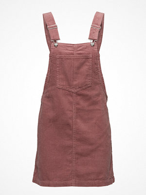 Mango Corduroy Pinafore Dress