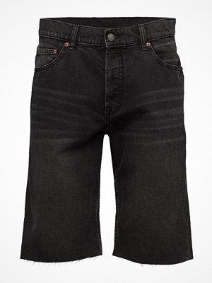 Cheap Monday Beat Shorts Black Smoke
