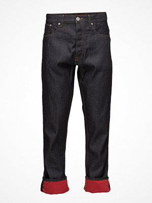 Jeans - Hilfiger Edition He - Unwash Blue Jeans Original Fit