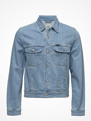 Jeansjackor - Lee Jeans Snap Jacket Bleached Stone
