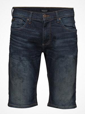 Lindbergh Denim Shorts Dark Ink Wash