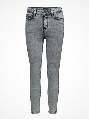 Lee Jeans Scarlett High Croppe Snow Bleach