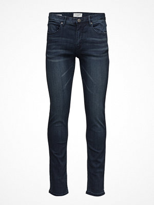 Jeans - Lindbergh Slim Fit Jeans - Dark Blue