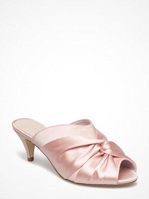 Sandaler & sandaletter - Bianco Kitten Heel Mule Jfm18