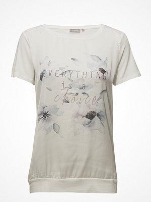 T-shirts - Fransa Nigiflower 1 Top