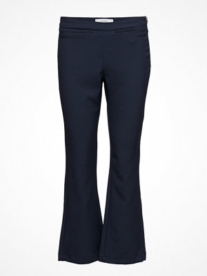 2nd One marinblå byxor Bella 872 Navy, Pants