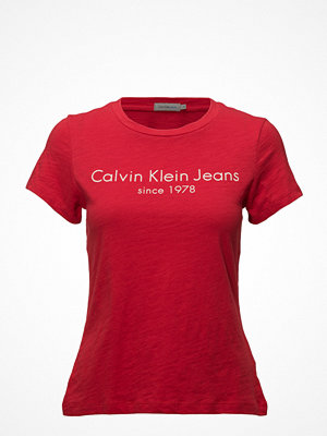 Calvin Klein Jeans Tamar-49b Cn Tee