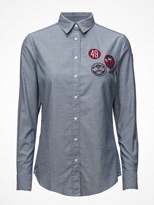 Gant Lm. Tech Prep Badge Oxford Shirt