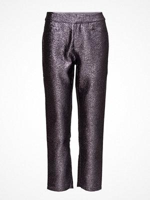 Gestuz mörkgrå byxor Naima Pants Ye17