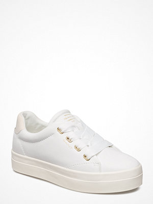 Sneakers & streetskor - Gant Amanda Low Lace Shoes