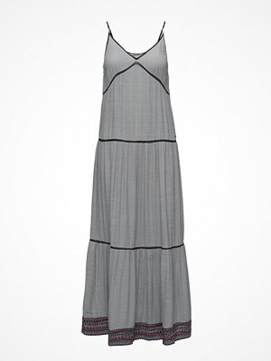 Tommy Jeans Thdw Strappy Maxi Dress S/L 29