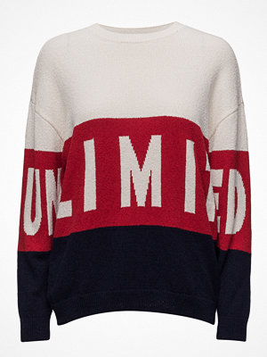 Mango Message Knitted Sweater