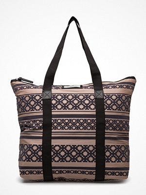 Day Et mönstrad shopper Day Gweneth P Flock Bag