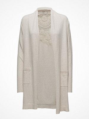 Cream Kylie Knit Cardigan