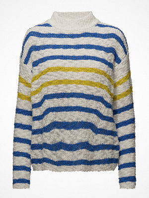 Mango Knit Striped Sweater
