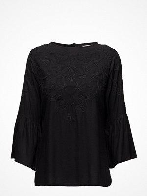 Lexington Clothing Heidi Embroidered Blouse