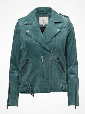 Selected Femme Sfsanella Leather Jacket