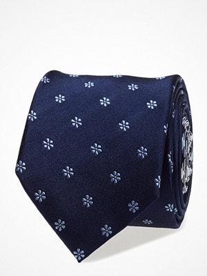 Slipsar - Tommy Hilfiger Tailored Silk Flower 7cm Tie