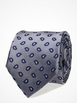 Slipsar - Tommy Hilfiger Tailored Silk Paisley 7cm Tie
