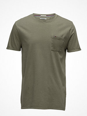 Tommy Jeans Tjm Dry Pocket Tee,