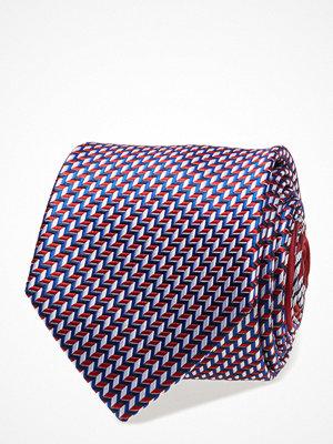Slipsar - Tommy Hilfiger Tailored Silk Micro Design 7c