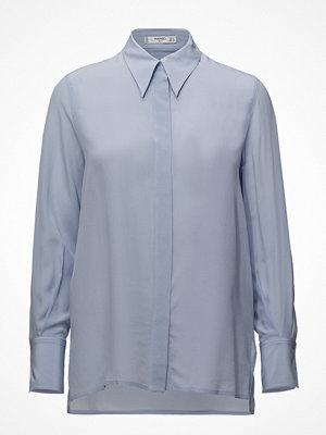 Mango Silk Shirt