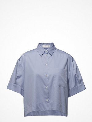 Mango Oversize Cotton Shirt