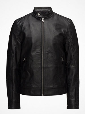 Skinnjackor - Calvin Klein Jeans Morus Leather Moto