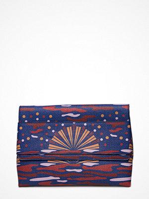 Rodebjer mönstrad kuvertväska Yanda Clutch