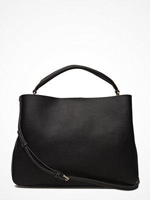 Calvin Klein svart shopper Sleek Large Tote