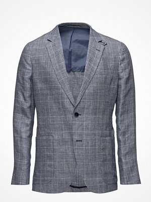 Kavajer & kostymer - Hackett Linen Check Jkt