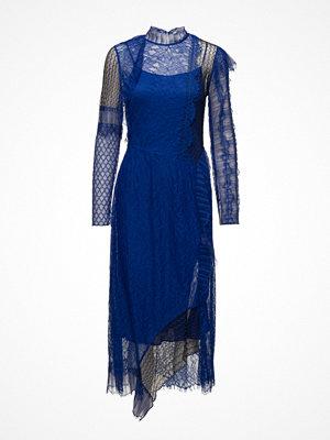 3.1 Phillip Lim Ls Lace Patchwork Dress
