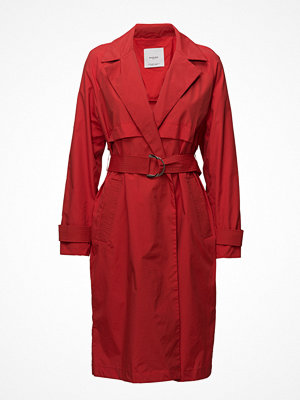 Trenchcoats - Mango Classic Belted Trench