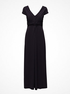Saint Tropez Long Drapy Jersey Dress