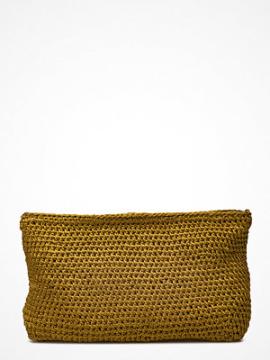 Rabens Saloner omönstrad kuvertväska Crochet Clutch