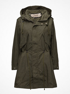 Parkasjackor - Diesel Women W-Terry Jacket
