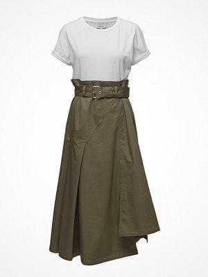 3.1 Phillip Lim Ss Dress W Jersey Tee
