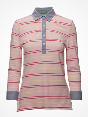 United Colors Of Benetton L/S Polo Shirt