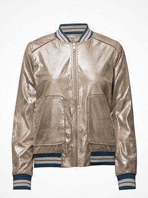 Edc by Esprit omönstrad bomberjacka Jackets Indoor Woven