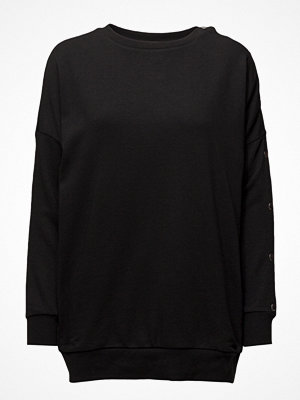 Only Onlnew Amour Sound L/S O-Neck Snap Swt