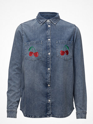 Zoe Karssen Classic Denim Shirt Lover
