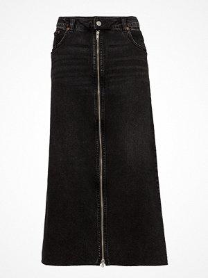Cheap Monday Zip Long Skirt
