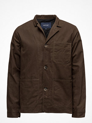 Native North Waxed Utility Jacket