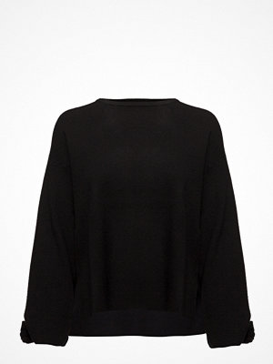 Mango Sleeve Knotted Sweater