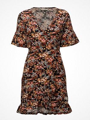 Odd Molly Flower Wrap Dress